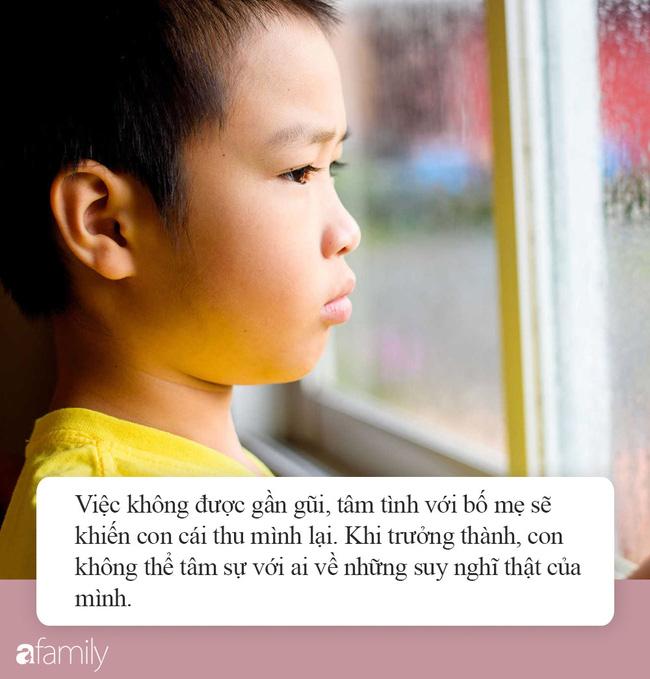 Cấm đoán làm 5 điều này đồng nghĩa với việc bố mẹ đang tự đóng sập cánh cửa của con trong tương lai-3