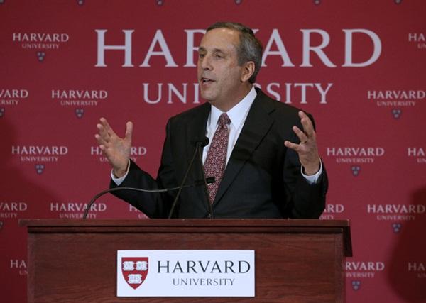 Nóng: Hiệu trưởng Đại học Harvard và vợ đã dương tính với Covid-19-2