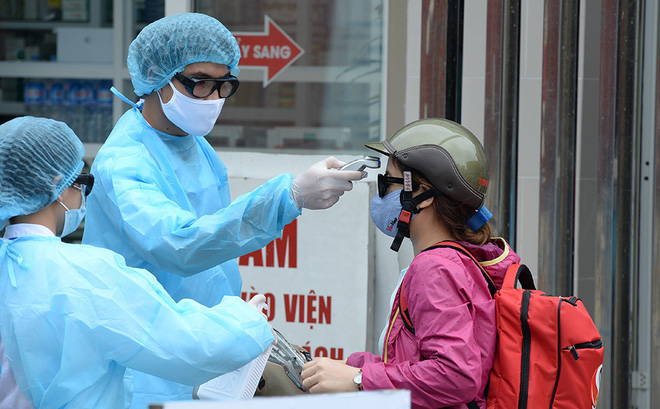 Bệnh nhân Covid-19 số 133 điều trị tai biến ở Bệnh viện Bạch Mai, được đưa về Lai Châu bằng xe cứu thương-1