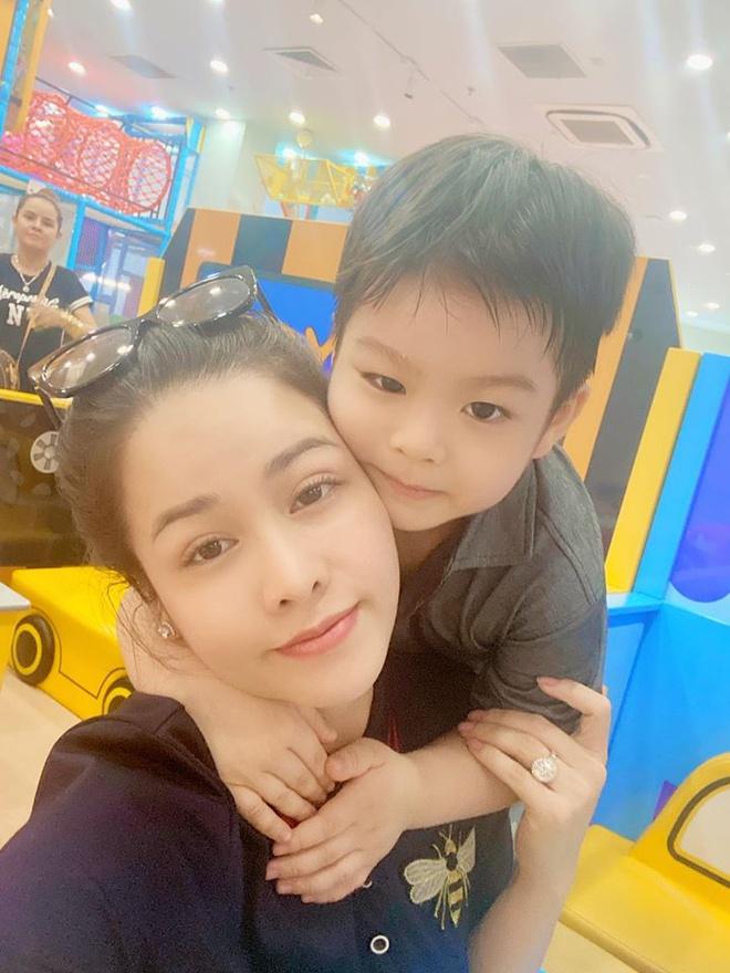 Chồng cũ Nhật Kim Anh nói về tranh chấp quyền nuôi con: Từ khi chia tay, lúc con còn nhỏ, bị bệnh, tại sao không giành nuôi?-4