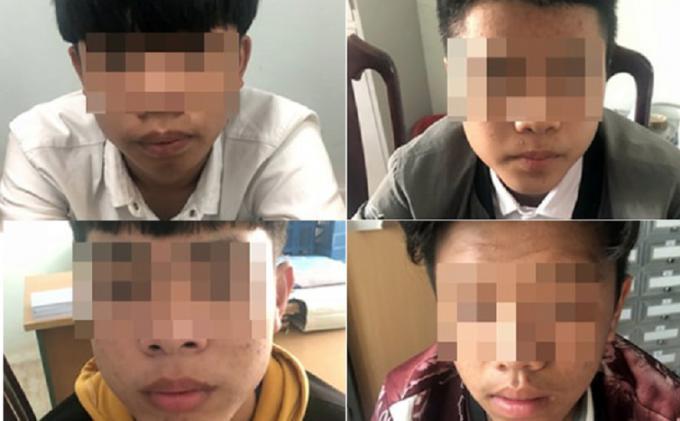 Vụ 4 thiếu niên nghi hiếp dâm tập thể bé gái: Hé lộ vai trò của kẻ thứ tư-1