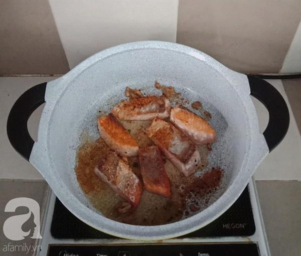 Tôi học được cách nấu canh cá của đầu bếp Hàn Quốc, mẹ chồng xuýt xoa khen ngon-3