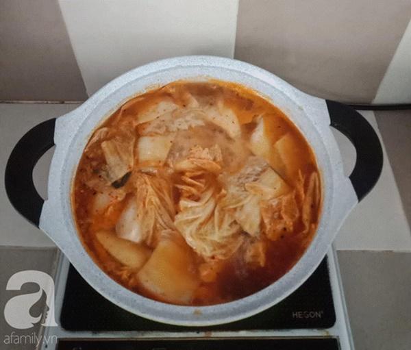 Tôi học được cách nấu canh cá của đầu bếp Hàn Quốc, mẹ chồng xuýt xoa khen ngon-4