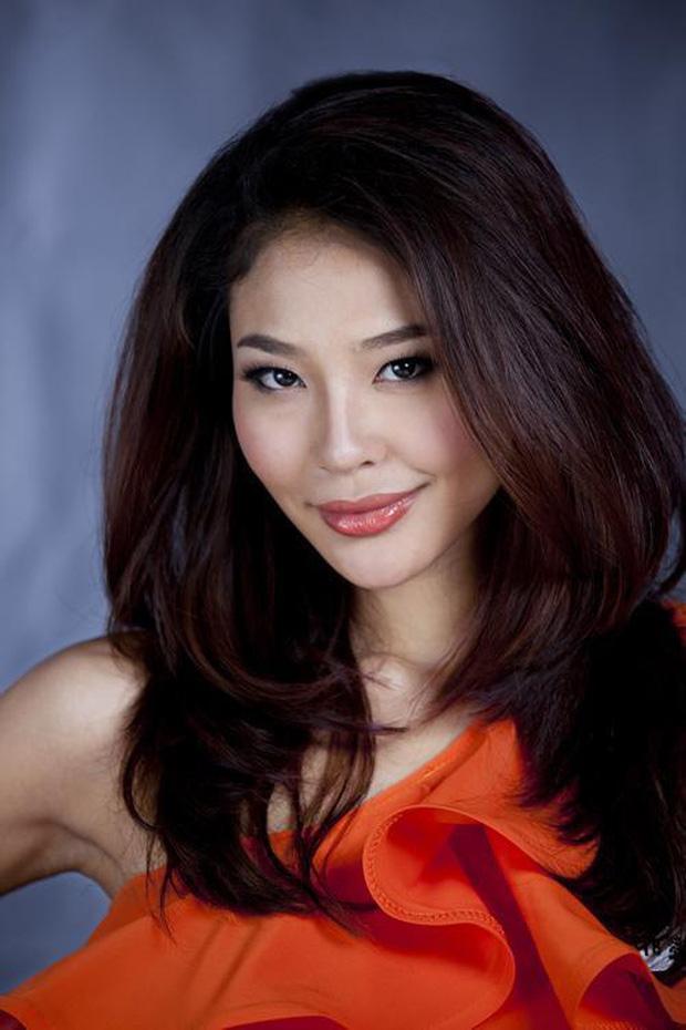 Tiểu tam nức tiếng Trung Quốc: Trắng trợn giật bồ ân sư Naomi Campell, trả giá bằng sự nghiệp Hoa hậu lụi tàn-1