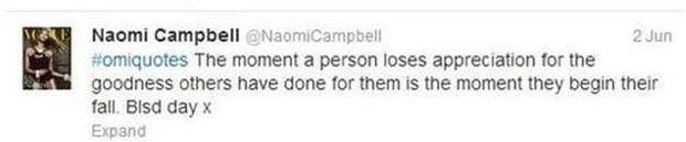 Tiểu tam nức tiếng Trung Quốc: Trắng trợn giật bồ ân sư Naomi Campell, trả giá bằng sự nghiệp Hoa hậu lụi tàn-11