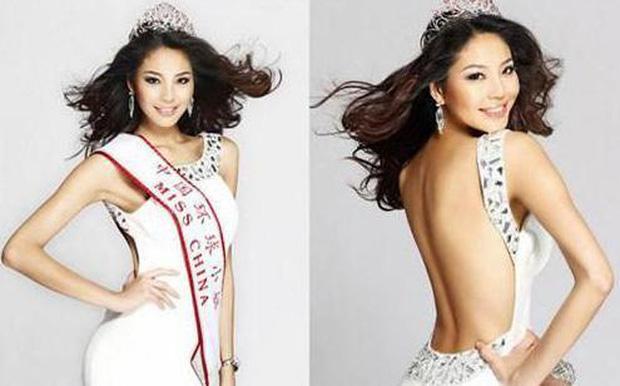 Tiểu tam nức tiếng Trung Quốc: Trắng trợn giật bồ ân sư Naomi Campell, trả giá bằng sự nghiệp Hoa hậu lụi tàn-2