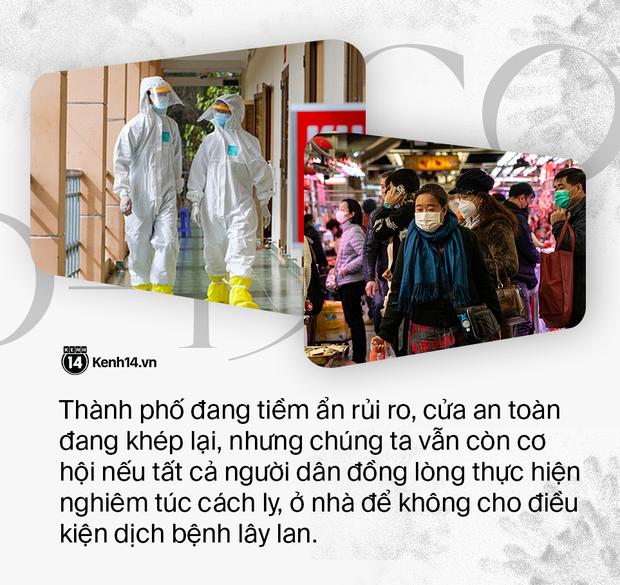 Chủ tịch HN: Cửa an toàn đang khép lại, nhưng vẫn còn cơ hội nếu người dân đồng lòng thực hiện nghiêm túc cách ly, ở nhà để không cho điều kiện dịch bệnh lây lan-1