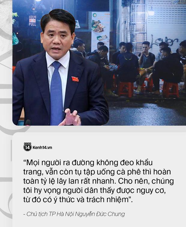 Chủ tịch HN: Cửa an toàn đang khép lại, nhưng vẫn còn cơ hội nếu người dân đồng lòng thực hiện nghiêm túc cách ly, ở nhà để không cho điều kiện dịch bệnh lây lan-3