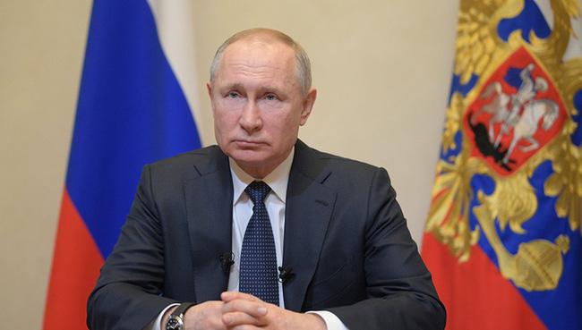 Khuyến khích dân ở nhà vì Covid-19, Tổng thống Nga Putin tuyên bố cho người lao động nghỉ 1 tuần vẫn được hưởng lương-1