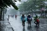 Dự báo thời tiết 27/3, khí lạnh tràn về miền Bắc, nhiều nơi mưa giông-2