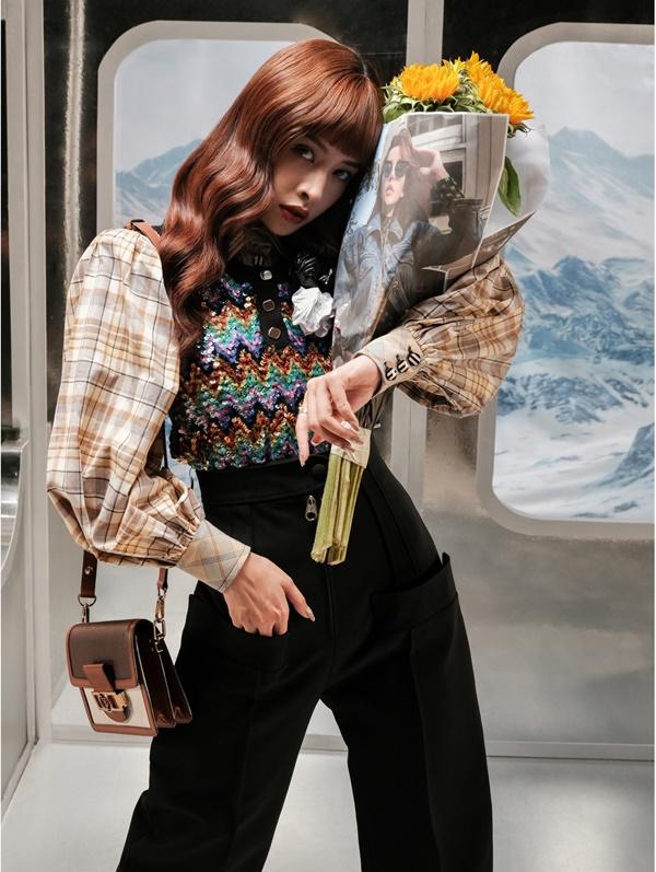 Chi Pu gợi ý bí quyết không chỉ mặc đẹp mà còn cực sang chảnh cho dân văn phòng-3