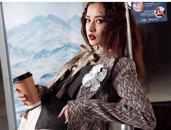 Chi Pu gợi ý bí quyết không chỉ mặc đẹp mà còn cực sang chảnh cho dân văn phòng-8