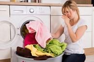 Mẹo khử mùi và làm sạch chất cặn bã vi khuẩn trong máy giặt