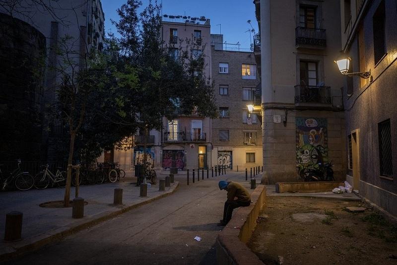 Tình cảnh của người vô gia cư khi TBN oằn mình chống dịch Covid-19-6