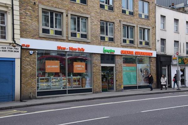 Chuỗi siêu thị tại Anh nhập bán số lượng lớn gel rửa tay khô của Sao Thái Dương-1