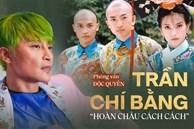 'Nhĩ Thái' phim Hoàn Châu Cách Cách trải lòng về cú sốc khiến mặt bị bỏng 50%