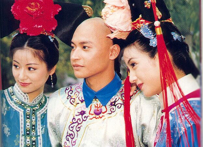 Nhĩ Thái phim Hoàn Châu Cách Cách trải lòng về cú sốc khiến mặt bị bỏng 50%-5