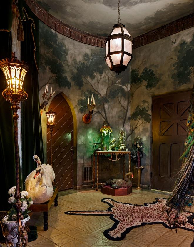 Nhà như cổ tích của nữ hoàng thoát y U50-3