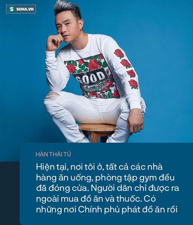 Nghệ sĩ Việt ở nước ngoài: Sống lo sợ, có giờ giới nghiêm, chỉ được ra ngoài mua đồ ăn và thuốc-1