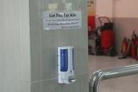 Hy hữu: Người thân chuẩn bị xuất viện, nam thanh niên trộm hết nước rửa tay trong viện về để 'phòng dịch COVID-19'