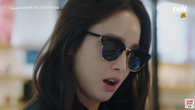 Hi Bye, Mama: Kim Tae Hee hóa chị đại xã hội đen siêu ngầu, đối đầu với thần chết Pyo Chi Su (Crash Landing On You)?-2