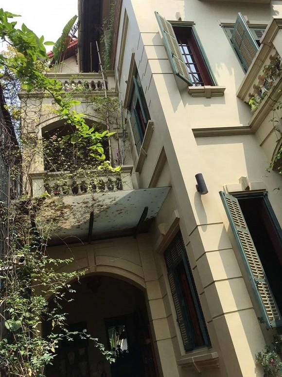 Căn biệt thự 300m vuông ở Hà Nội của NTK Đức Hùng-3