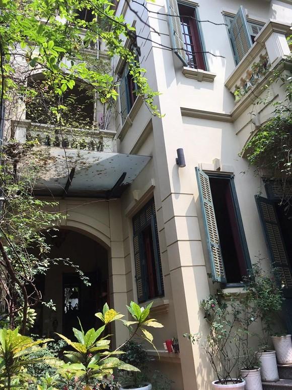 Căn biệt thự 300m vuông ở Hà Nội của NTK Đức Hùng-4