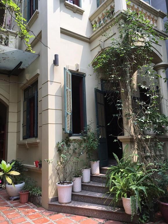Căn biệt thự 300m vuông ở Hà Nội của NTK Đức Hùng-5