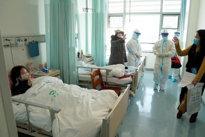 10% người bệnh ở Vũ Hán lại dương tính virus corona sau khi ra viện-1