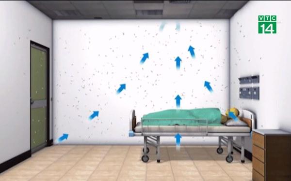 Bộ Y tế khẳng định: Phòng áp lực âm chỉ ngăn lây nhiễm chéo, không phải dùng để điều trị Covid-19-1
