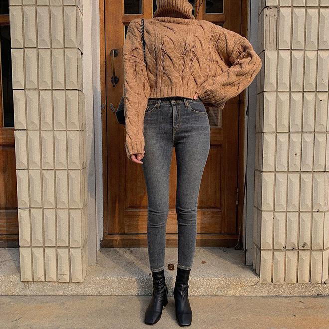 4 lối lên đồ với skinny jeans đảm bảo ăn tiền, vừa tôn dáng lại vừa trendy chẳng ai dám chê bạn lỗi mốt-7
