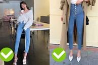 4 lối lên đồ với skinny jeans đảm bảo 'ăn tiền', vừa tôn dáng lại vừa trendy chẳng ai dám chê bạn lỗi mốt