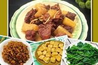 Cơm chiều 4 món vừa dọn lên mâm là hết bay vì mẹ nấu quá ngon