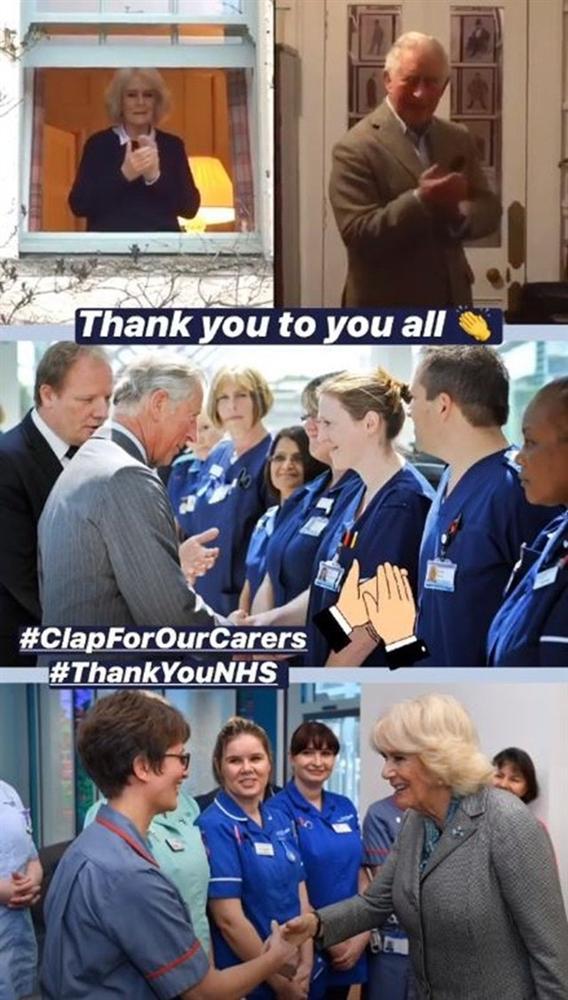 3 con nhà Công nương Kate gây sốt MXH khi xuất hiện trong đoạn video cổ vũ đội ngũ y tế chống dịch Covid-19, Hoàng tử út Louis gây bất ngờ hơn cả-3
