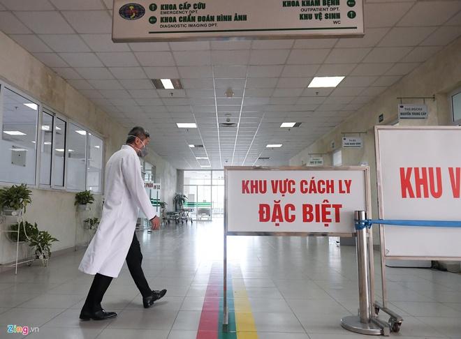 Việt Nam công bố thêm 6 ca nhiễm Covid-19 mới, nâng tổng lên 169: 2 ca ở bệnh viện Bạch Mai-1