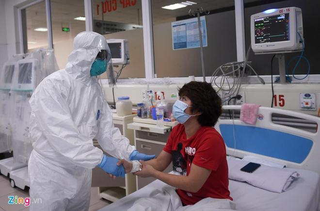Bước đầu nhận định nguồn lây Covid-19 tại Bệnh viện Bạch Mai-1