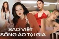 Học sao Việt cách lên đồ đơn giản cho đến kỹ nghệ tạo dáng đỉnh cao, để có những bức ảnh 'đẹp - xịn - mịn' khi ở nhà tránh dịch