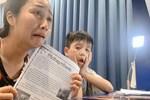 Ốc Thanh Vân 'phát điên' với đống bài tập của các con, sốc nhất vẫn là lịch học 'dài như dòng sông Volga' của 3 nhóc tỳ