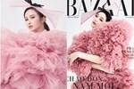 """Cosplay Phạm Băng Băng bất thành, Mina Phạm – vợ 2 Minh nhựa còn bị thợ làm tóc hại với mái tóc """"lá dừa"""" khó hiểu"""
