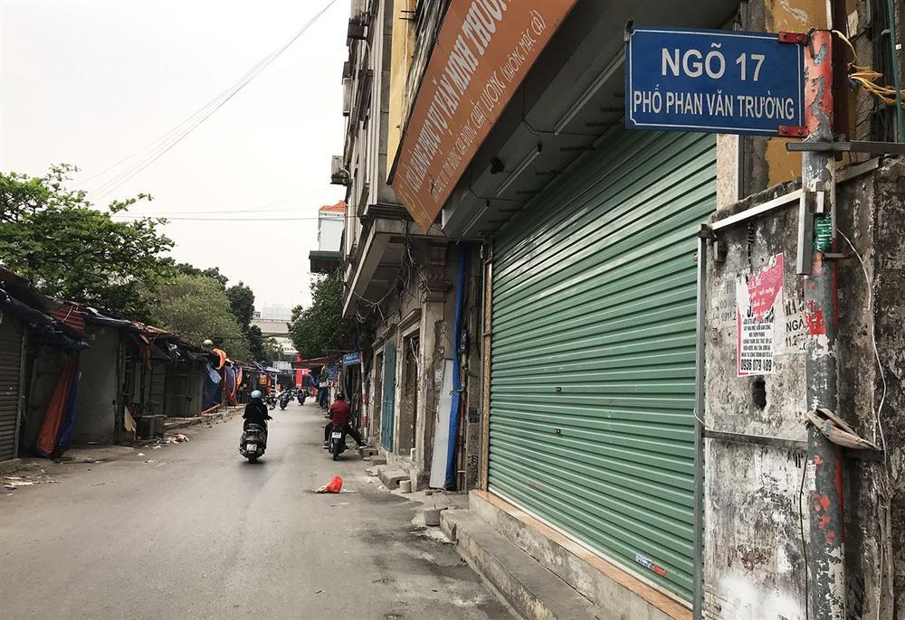Các khu chợ sinh viên ở Hà Nội đồng loạt đóng cửa phòng dịch Covid-19-2