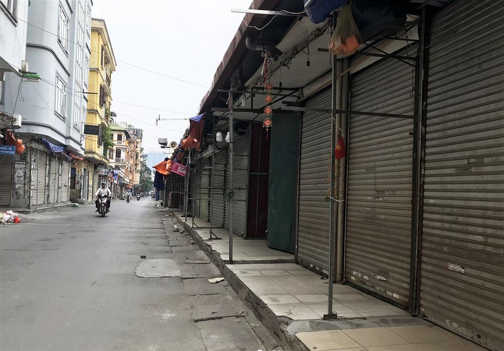 Các khu chợ sinh viên ở Hà Nội đồng loạt đóng cửa phòng dịch Covid-19-3