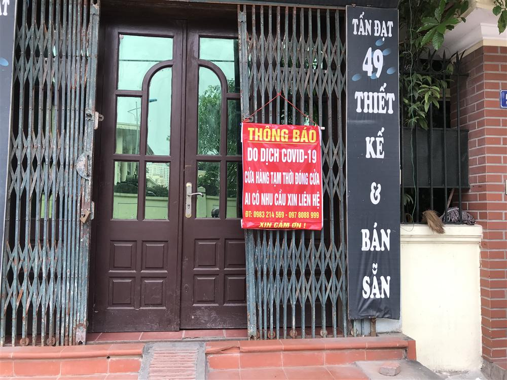 Các khu chợ sinh viên ở Hà Nội đồng loạt đóng cửa phòng dịch Covid-19-10