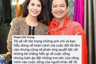 Liên tục bị chỉ trích vì khoe ảnh tình trẻ hậu xác nhận ly hôn vợ cũ, NSƯT Chí Trung gay gắt đáp trả