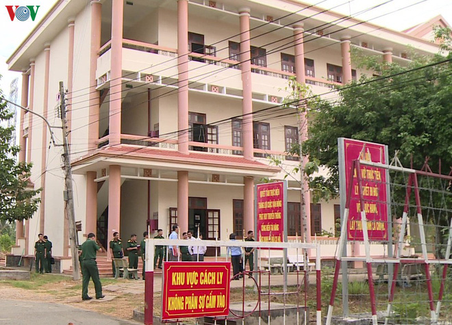 Cụ bà 81 tuổi tử vong tại khu cách ly tập trung ở Tiền Giang âm tính với Covid-19-1