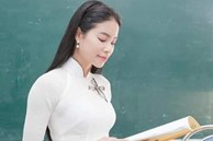 Hình ảnh thời làm giảng viên của Phạm Hương được 'đào mộ' nhưng lại bị mỉa mai vì lý do này