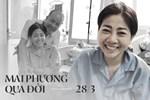 Hình ảnh cuối cùng của nghệ sĩ Mai Phương trước khi qua đời: Vẫn cố gắng lạc quan, nở nụ cười trấn an mọi người!-4