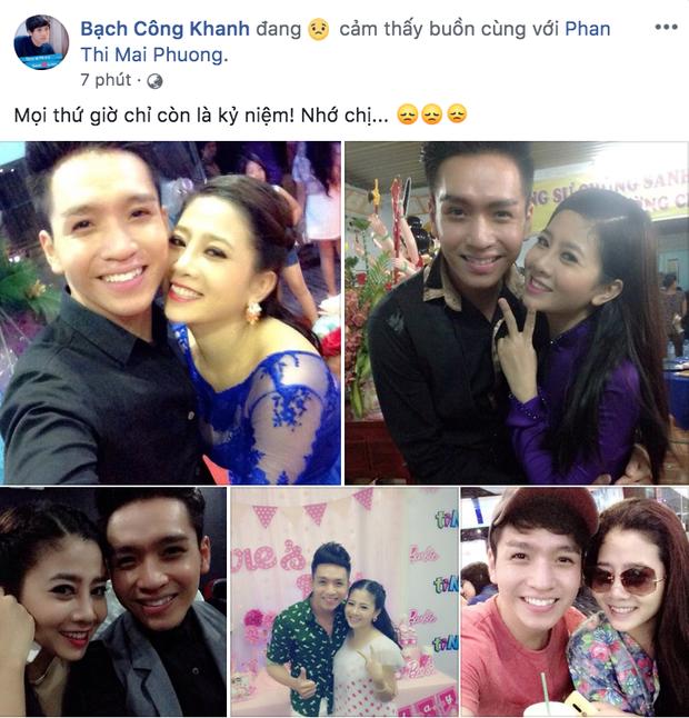 Bạn bè nghệ sĩ bàng hoàng, thương xót khi nghe tin diễn viên Mai Phương qua đời vì ung thư phổi-7