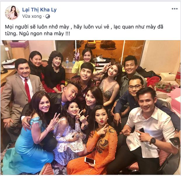Bạn bè nghệ sĩ bàng hoàng, thương xót khi nghe tin diễn viên Mai Phương qua đời vì ung thư phổi-9