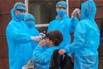 Bệnh nhân 172 mắc Covid-19 trực tiếp chăm sóc bệnh nhân 133 tại Bệnh viện Bạch Mai trong 23 ngày-2