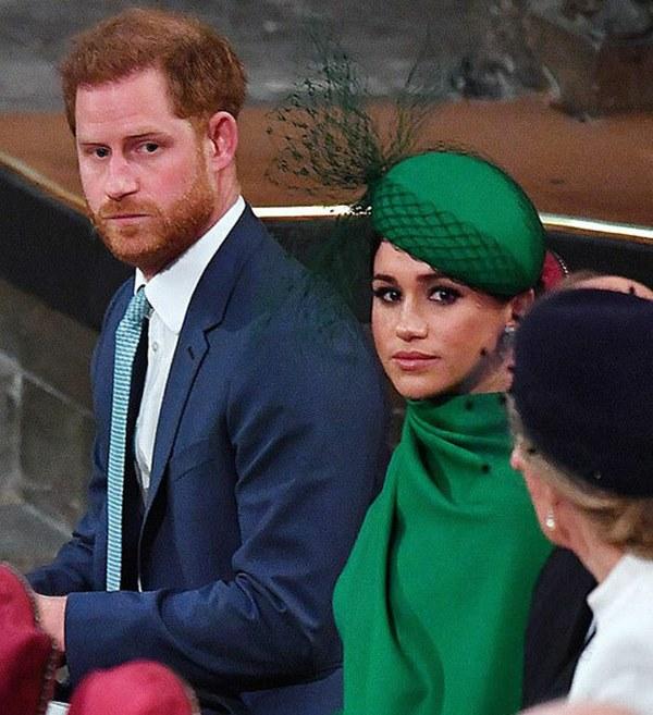 Bất chấp bị phê phán là cạn tàu ráo máng, Meghan Markle được cho là ra tối hậu thư cho chồng: Em với Archie mới là gia đình của anh-2
